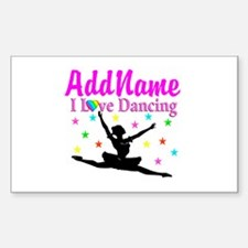FOREVER DANCING Decal