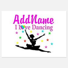 FOREVER DANCING Invitations