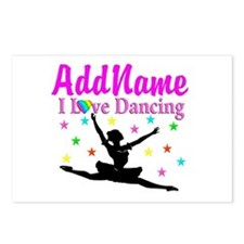 FOREVER DANCING Postcards (Package of 8)