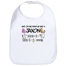 Jaxon had a Farm Bib