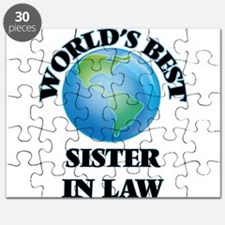 World's Best Sister-in-Law Puzzle