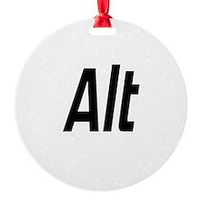 CTRL____ALT____DEL Ornament