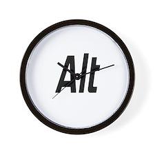 CTRL____ALT____DEL Wall Clock