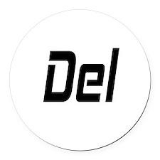 CTRL____ALT____DEL Round Car Magnet