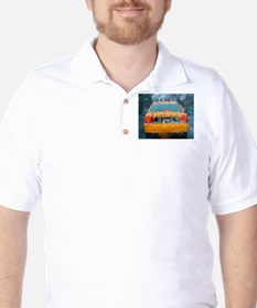 NYC Taxi: Wet Series T-Shirt