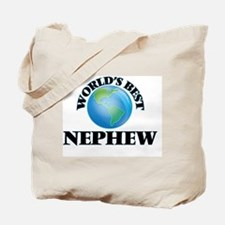 World's Best Nephew Tote Bag