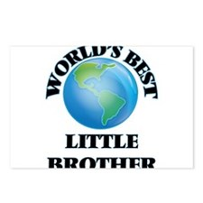 World's Best little Broth Postcards (Package of 8)