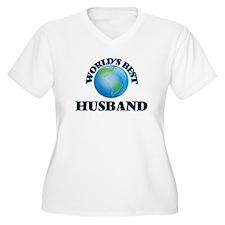 World's Best Husband Plus Size T-Shirt