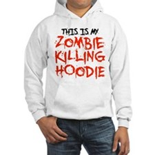 This Is My Zombie Killing Hoodie Hoodie