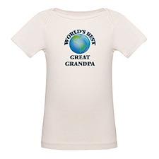 World's Best Great Grandpa T-Shirt
