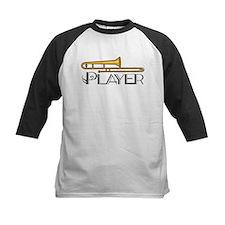 trombone-player-cap-image Baseball Jersey