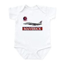 Top Gun Infant Bodysuit