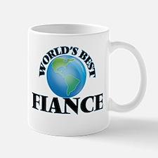 World's Best Fiance Mugs