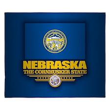 Nebraska (v15) King Duvet