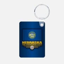 Nebraska (v15) Keychains