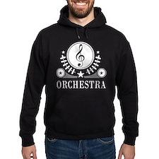 Orchestra Music vintage Hoodie
