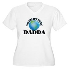 World's Best Dadda Plus Size T-Shirt