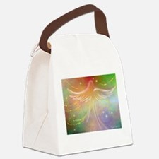 Spirit Angel Canvas Lunch Bag