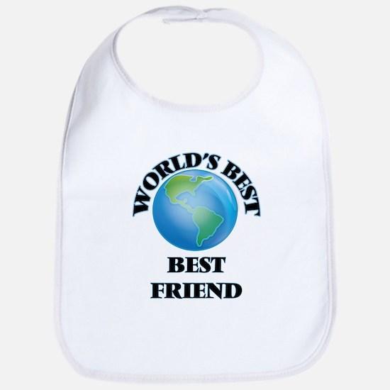 World's Best Best Friend Bib