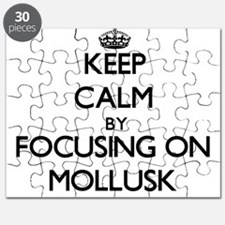 Keep Calm by focusing on Mollusk Puzzle