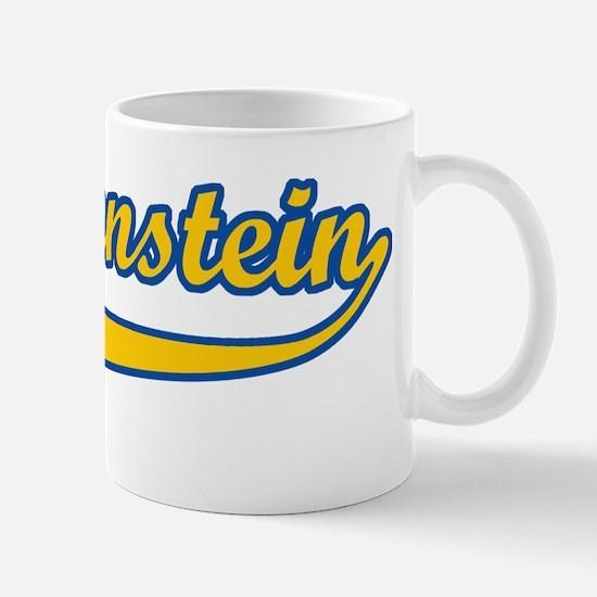 Retro Liechtenstein Mug