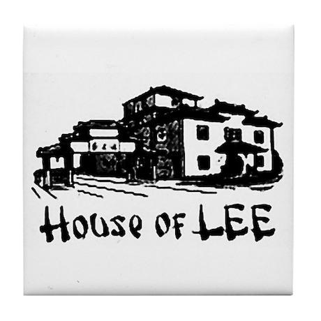 House of Lee Tile Coaster