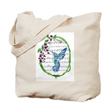 Carrier of Hope Tote Bag