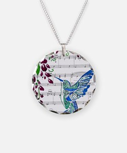 Carrier of Hope Necklace