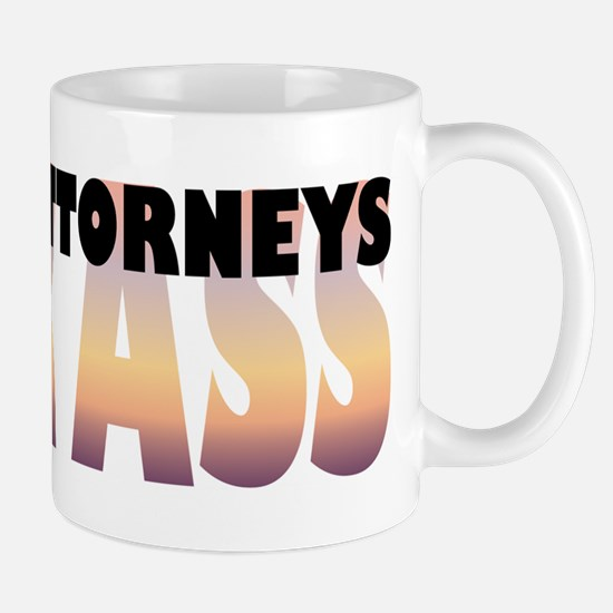 Patent Attorneys Kick Ass Mug
