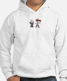 Funny Nightmare before christmas Hoodie