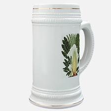 Palm Tree Stein