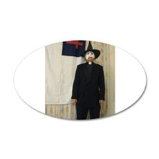 A Religious Statement Wall Decal