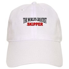 """The World's Greatest Skipper"" Cap"