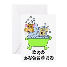 Pet Groomer Greeting Cards (Pk of 10)