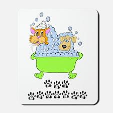 Pet Groomer Mousepad