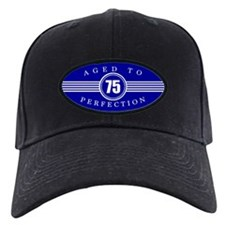 75th Aged To Perfection Baseball Cap