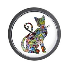 Unique Wild cats Wall Clock