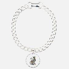 Unique Cat art Bracelet