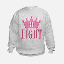 Eight - 8th Birthday - Princess Birthday Party Swe