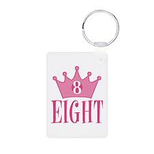 Eight - 8th Birthday - Princess Birthday Party Key