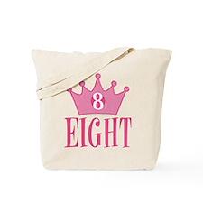 Eight - 8th Birthday - Princess Birthday Party Tot