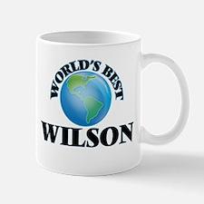 World's Best Wilson Mugs