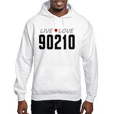 Live Love 90210 Hoodie