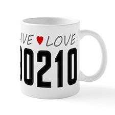 Live Love 90210 Mug