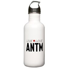 Live Love ANTM Water Bottle