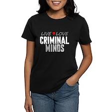 Live Love Criminal Minds Tee