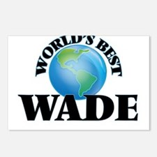 World's Best Wade Postcards (Package of 8)