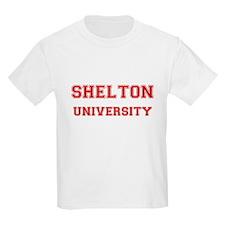 SHELTON UNIVERSITY T-Shirt