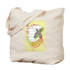 Pheasant Play Tote Bag