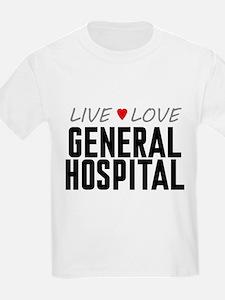 Live Love General Hospital T-Shirt